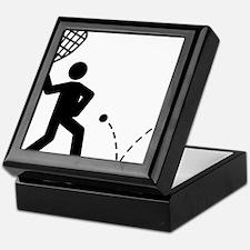 Racquetball-A Keepsake Box