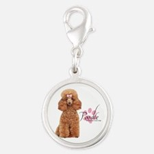 Poodle Charms