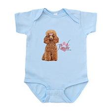 Poodle Body Suit