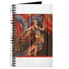 the Show girl Journal