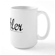 Heckler, Vintage Mug
