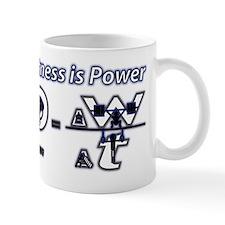 Fitness is Power Mug