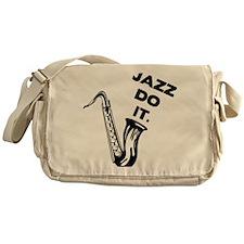 Jazz do it Messenger Bag