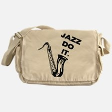 Jazz do it Messenger Bag