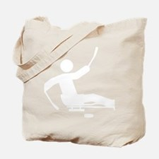Sled-Hockey-B Tote Bag