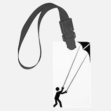 Stunt-Kiting-A Luggage Tag