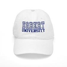 EGBERT University Cap