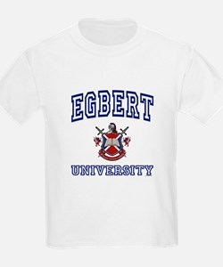 EGBERT University Kids T-Shirt