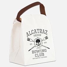 Alcatraz Rowing club Canvas Lunch Bag