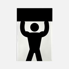 Strong-Man-A Rectangle Magnet
