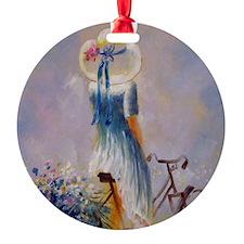 shower_curtain_kl Ornament