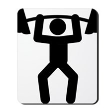 Weightlifting-A Mousepad