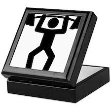 Weightlifting-A Keepsake Box
