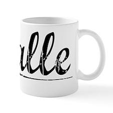 Halle, Vintage Mug