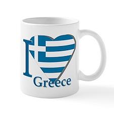 I love Greece Mug