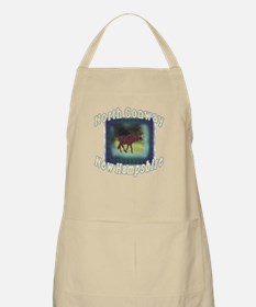 North Conway , New Hampshire  BBQ Apron