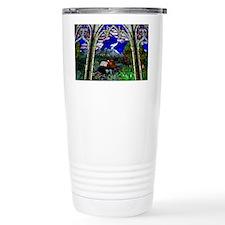 spirit christian stained glass  Travel Mug
