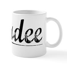 Hardee, Vintage Mug