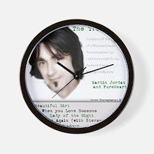 Beautiful Girl EP Cover Wall Clock