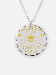 Alcatraz Rowing club Necklace