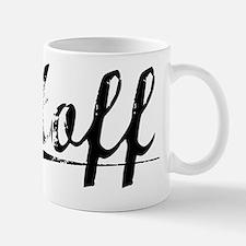 Hoff, Vintage Small Small Mug