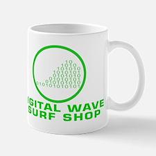 logowithoutarialgreentrcirclebgtrbgwide Mug