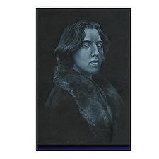 Oscar Wilde Postcards (Package of 8)