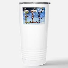 EXTRA LOVE AND FRIENDSHIP Travel Mug