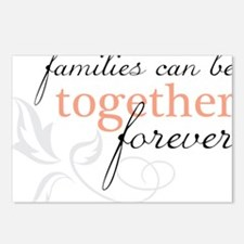 Families Can Be Together Postcards (Package of 8)