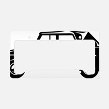 Military Car 2 License Plate Holder