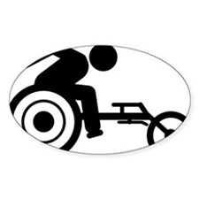 Wheelchair-Racing-A Decal