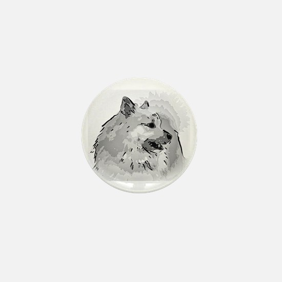 Icelandic Sheepdog Shirt Mini Button