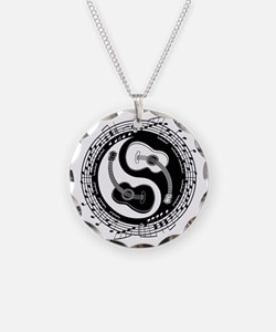 guitar-yang-toony-LTT Necklace Circle Charm