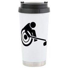 Wheelchair-Curling-A Travel Mug