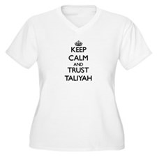 Keep Calm and trust Taliyah Plus Size T-Shirt