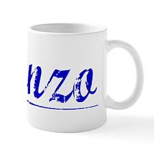 Alonzo, Blue, Aged Mug