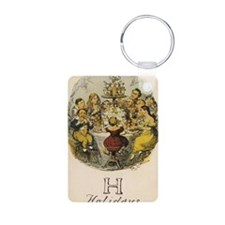 H is for Holidays Keychains