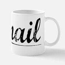 Ismail, Vintage Mug