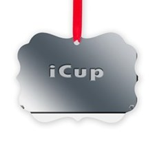 iCup Picture Ornament