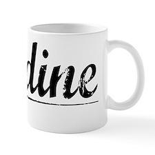 Jardine, Vintage Mug