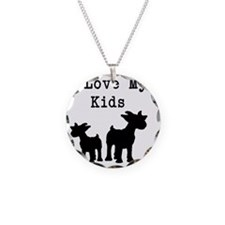 I Love My Kids Necklace