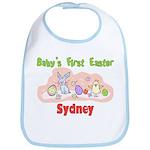 Sydney First Easter Bib