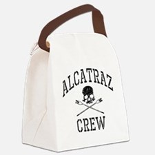 Alcatraz Crew Canvas Lunch Bag