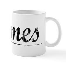Jaimes, Vintage Mug