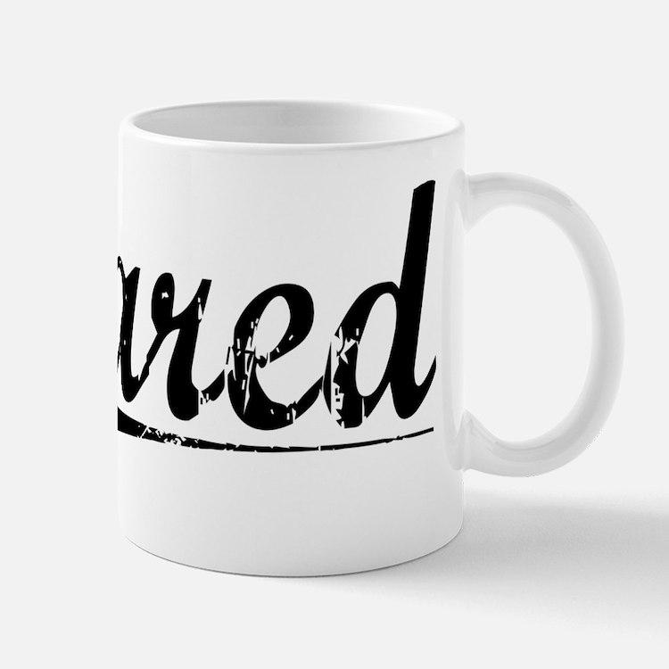 Jared, Vintage Mug