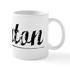 Keaton, Vintage Small Mug