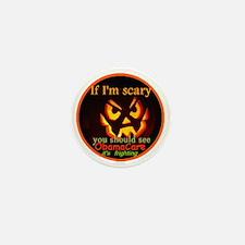 Halloween ObamaCare Mini Button