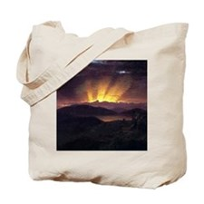 Frederic Edwin Church After The Annealing Tote Bag