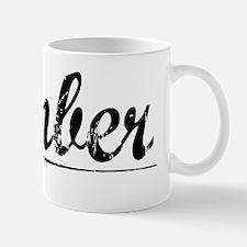 Kimber, Vintage Mug