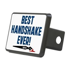 Castle Best Handshake Ever Hitch Cover